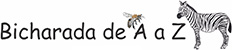 Logotipo - Bicharada de A a Z