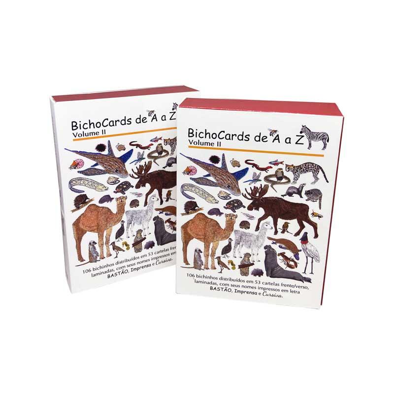 Bichocards Volume 02 - Cartões ilustrados - caixa fechada